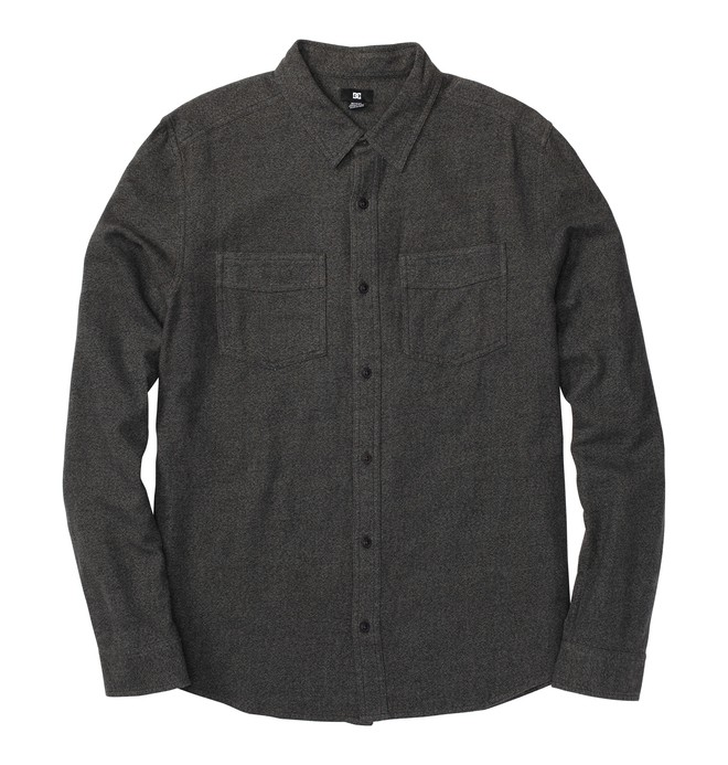 0 Men's Seneca Long Sleeve Shirt  ADYWT00018 DC Shoes