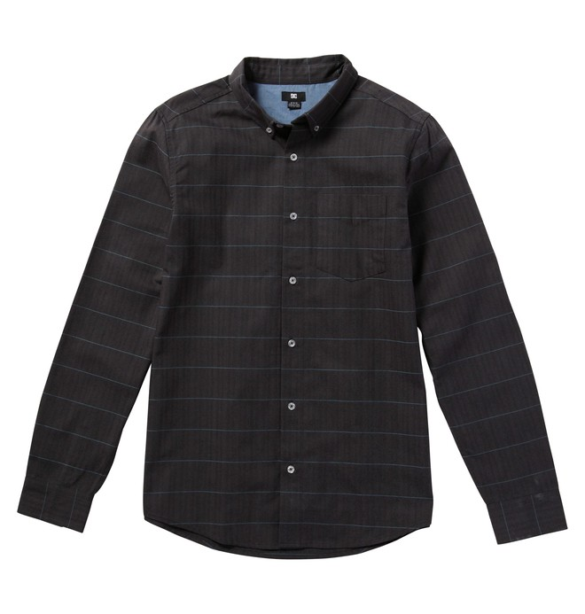 0 Men's LowblowLS Shirts  ADYWT00030 DC Shoes