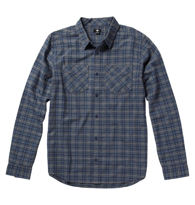 0 Men's Alchemist LS Shirts  ADYWT00032 DC Shoes