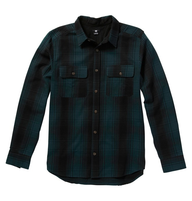 0 Men's EAZY SHIRT Shirts  ADYWT00036 DC Shoes