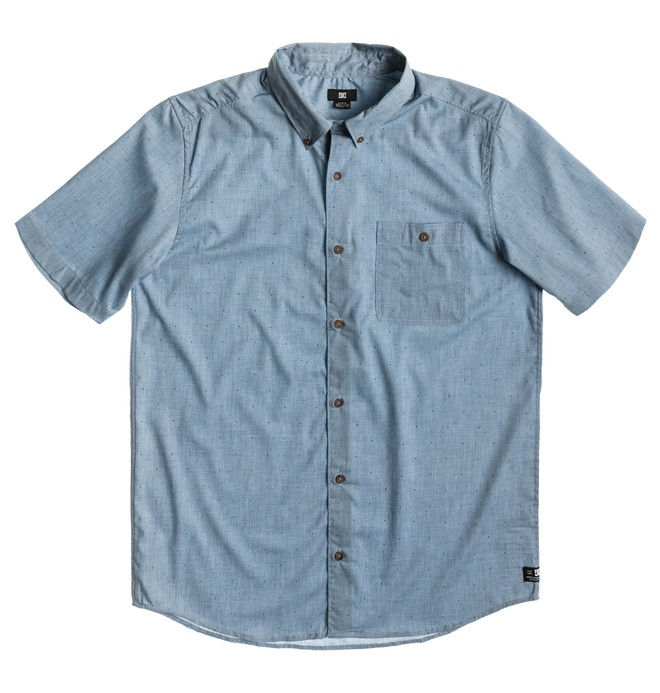 0 Men's Hammer SS Shirt  ADYWT00054 DC Shoes