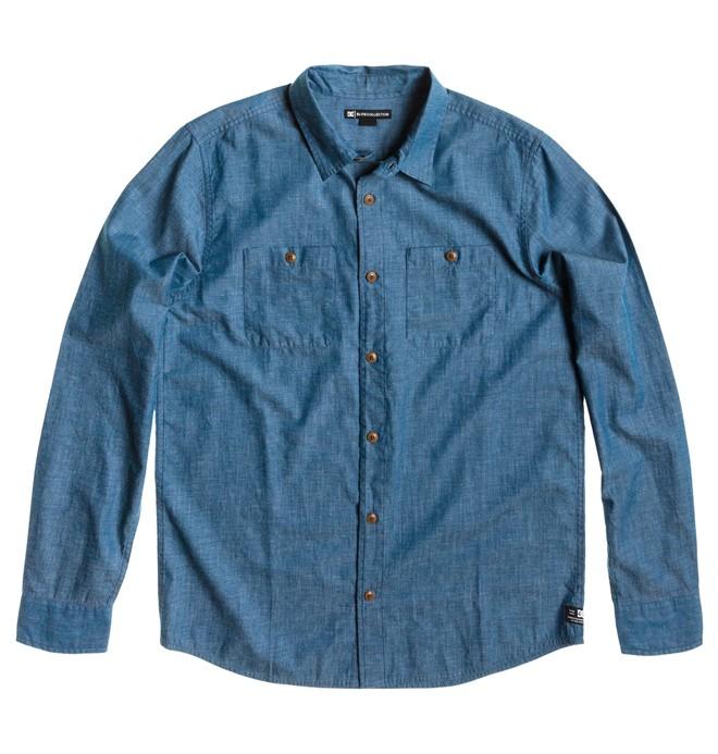 0 Men's Treeline LS Shirt  ADYWT00057 DC Shoes