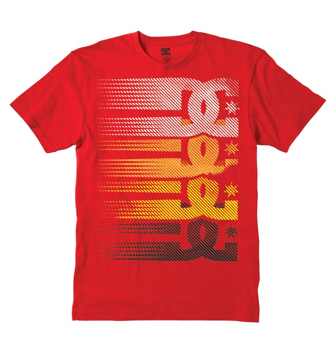 0 Men's Carlin Tee  ADYZT00139 DC Shoes