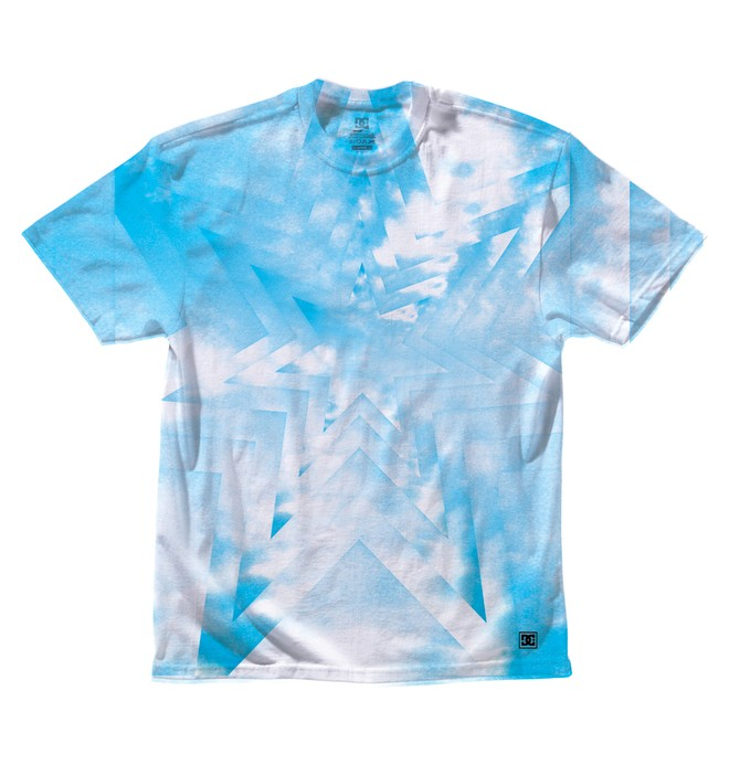 0 Men's Vibrations Tee  ADYZT00155 DC Shoes