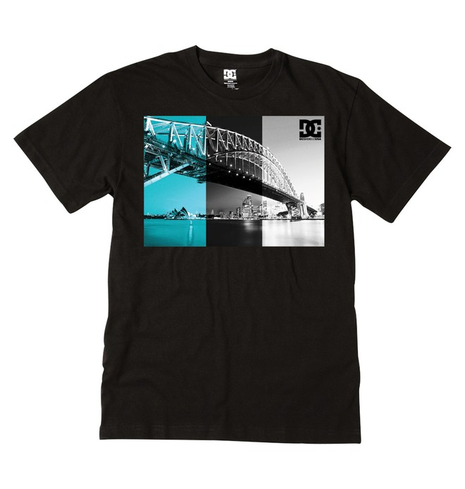 0 Men's Bridge Tee  ADYZT00382 DC Shoes
