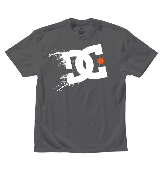 0 Men's Explotion Tee  ADYZT00390 DC Shoes