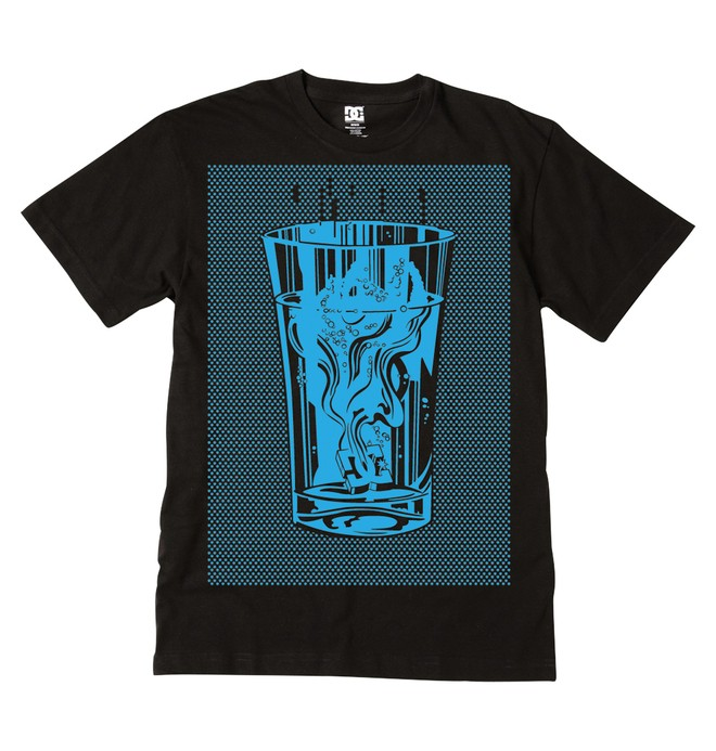 0 Men's Fizzer Tee  ADYZT00392 DC Shoes