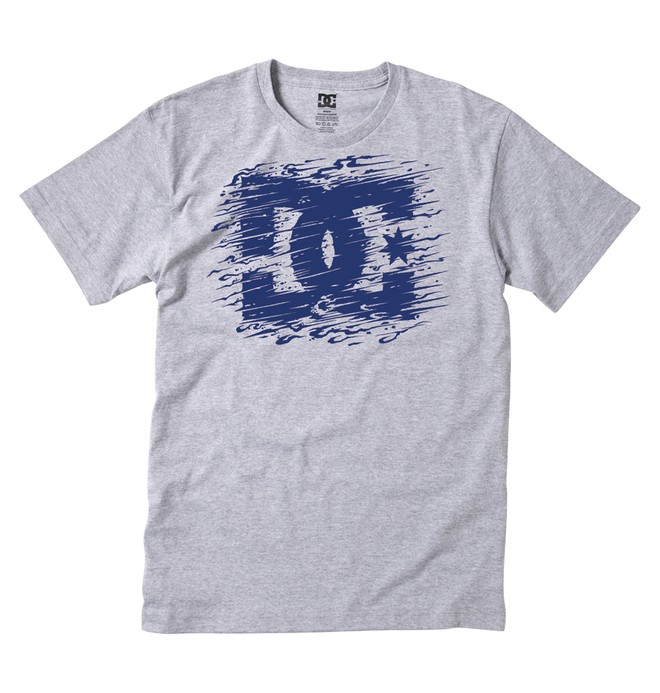 0 Men's Testing Grounds Tee  ADYZT00409 DC Shoes