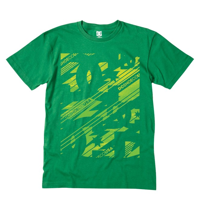 0 Men's Vroom Tee  ADYZT00413 DC Shoes