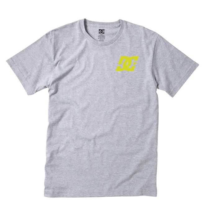 0 Men's Spot On Tee  ADYZT00429 DC Shoes