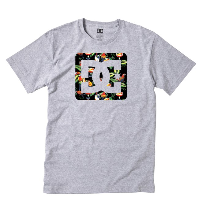 0 Men's Five PM Tee  ADYZT00475 DC Shoes