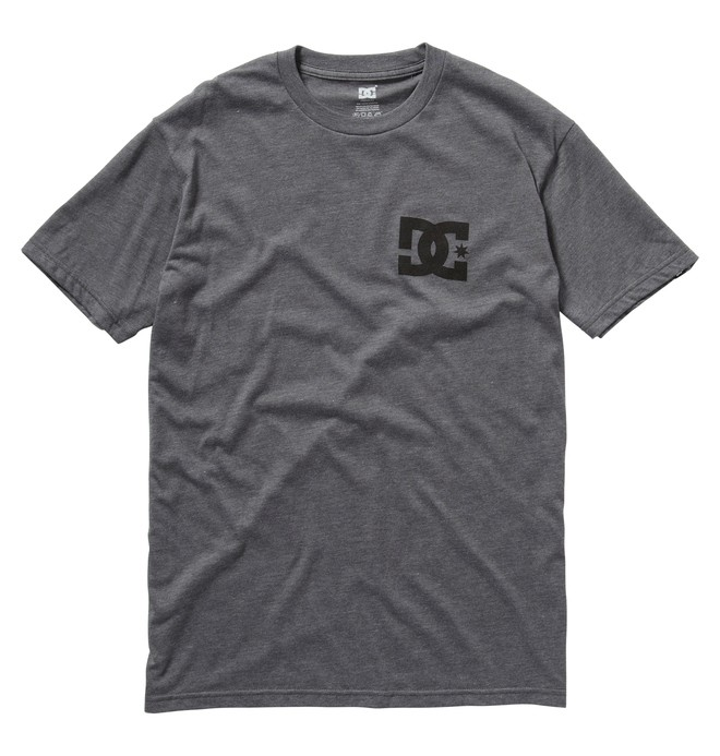 0 Men's Chest Star Tee  ADYZT00476 DC Shoes