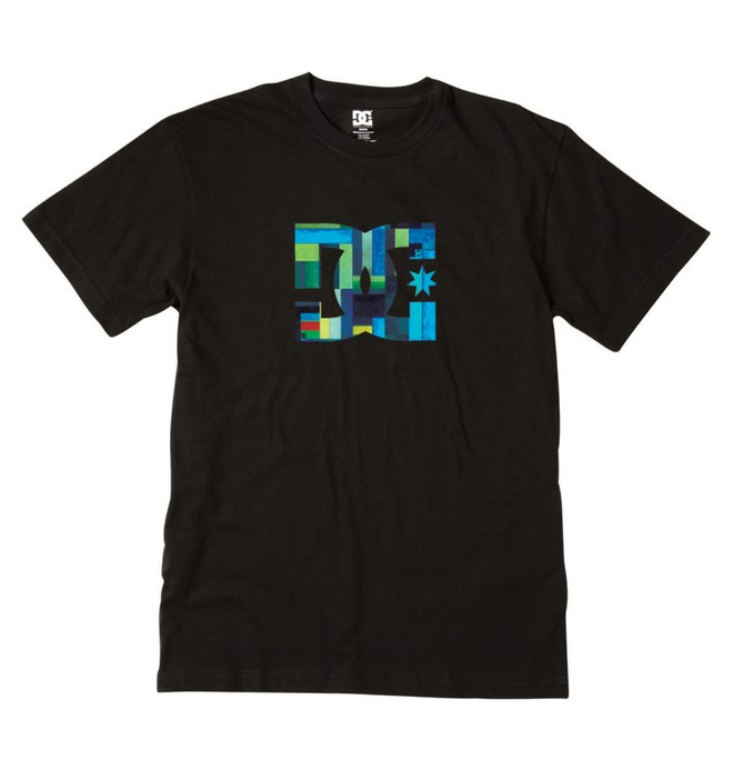 0 Men's Mss Star Snowfill Short sleeve Tee  ADYZT00504 DC Shoes
