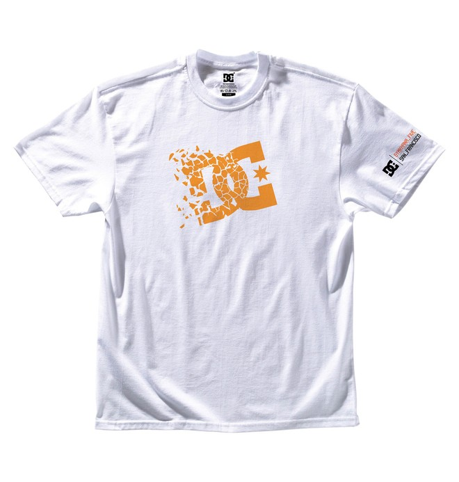 0 Men's Ken Block Gymkhana 5 Star Tee  ADYZT00523 DC Shoes