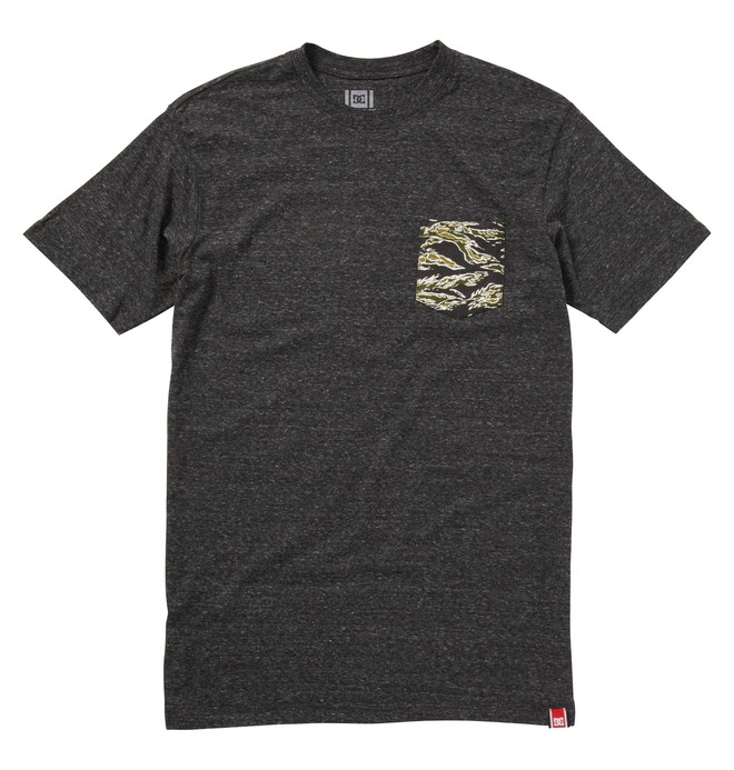 RD CAMO POCKET TEE Black ADYZT00613