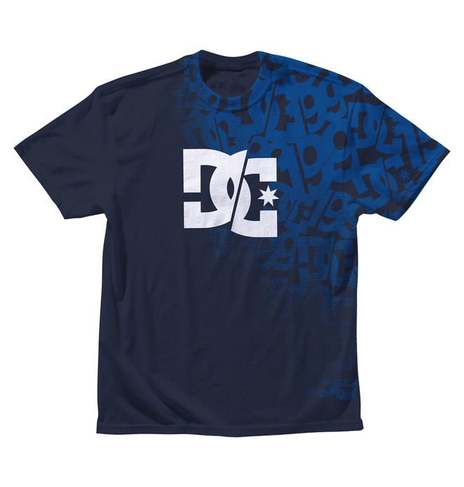 0 Men's Travis Pastrana LIMITS Tee  ADYZT00630 DC Shoes
