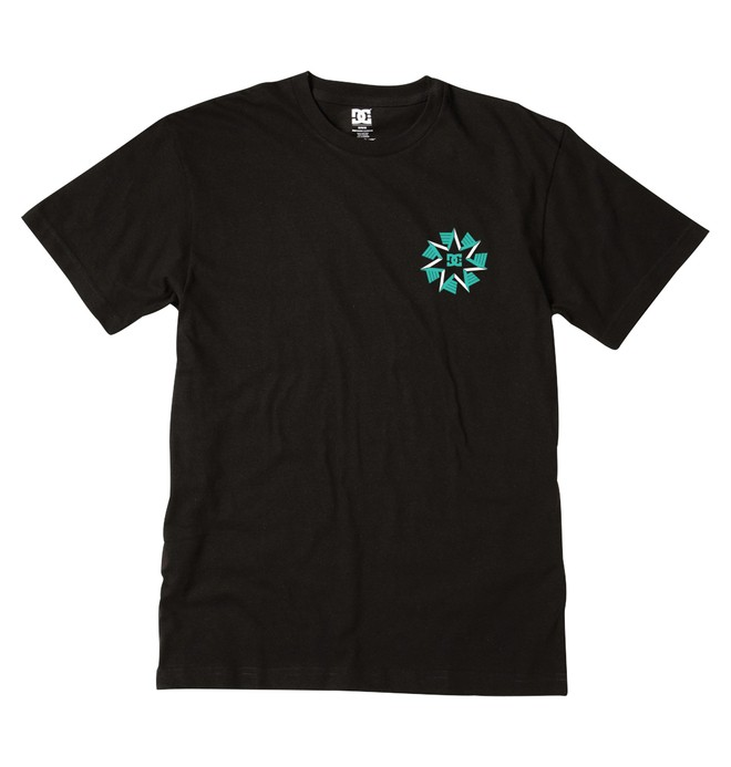 0 Men's Clutch Tee  ADYZT00733 DC Shoes