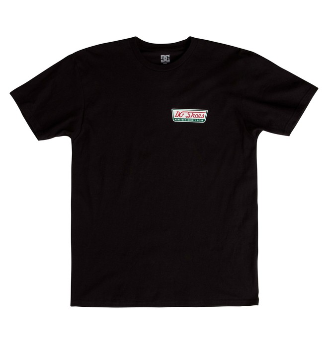 0 Men's Comida Tee  ADYZT00734 DC Shoes