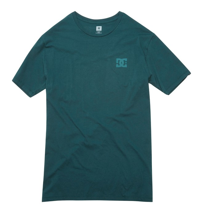 0 Men's PrizemakeTee Green ADYZT00751 DC Shoes