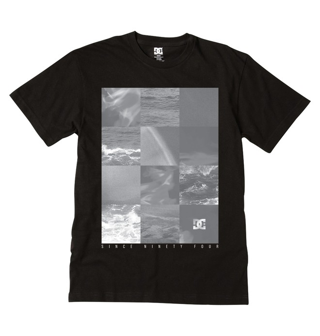 0 Men's Squared Up Tee  ADYZT00755 DC Shoes