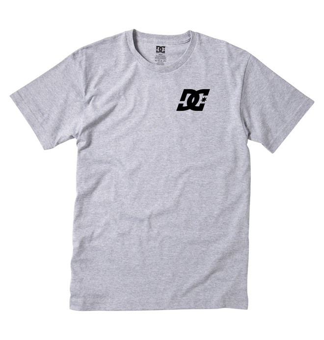 0 Men's Fast Star Tee  ADYZT00759 DC Shoes