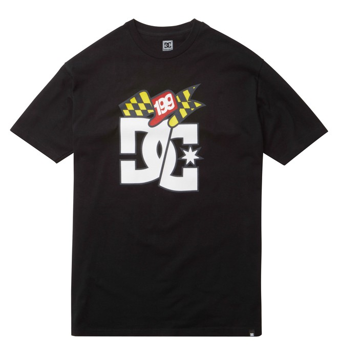 0 Men's Travis Pastrana Winner Tee  ADYZT00912 DC Shoes