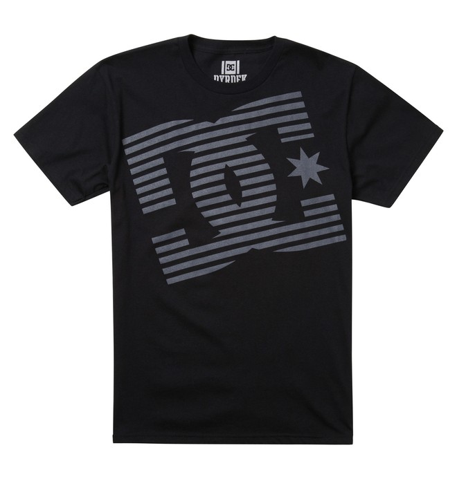 0 Men's Rob Dyrdek Tone Tee  ADYZT00918 DC Shoes