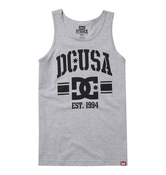 0 Men's Rob Dyrdek Alumni 2 Tank  ADYZT00922 DC Shoes