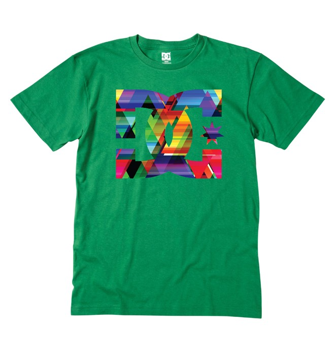 0 Men's Angular Tee  ADYZT00970 DC Shoes