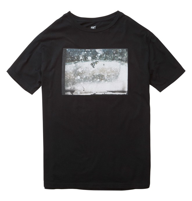 0 Men's Dustbowl Tee  ADYZT00983 DC Shoes