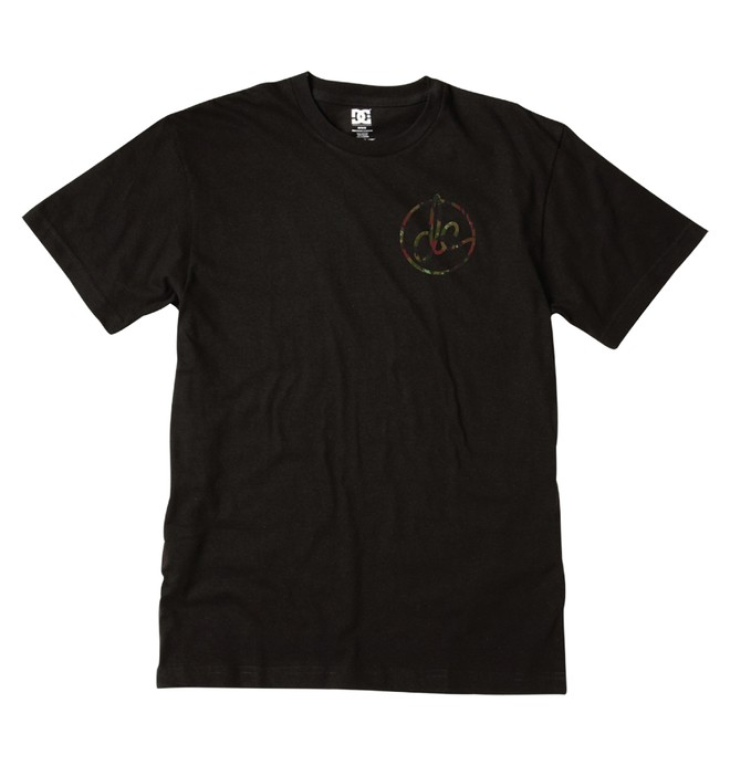 0 Men's New Standard Tee  ADYZT00987 DC Shoes