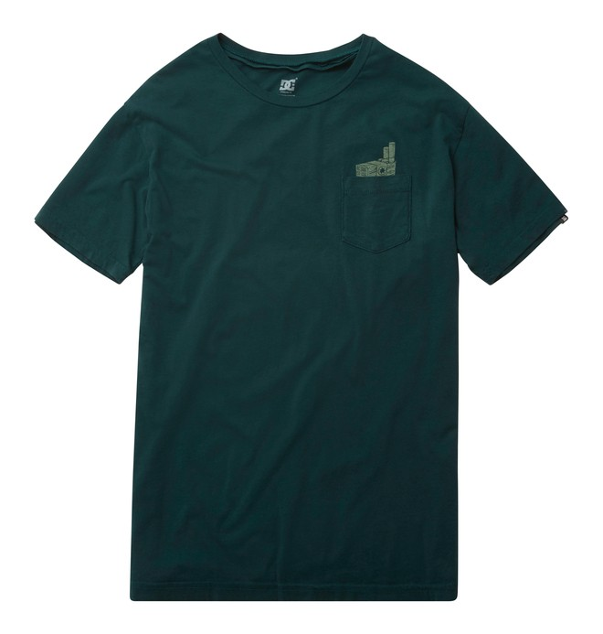 0 Men's Peer Pressure Tee  ADYZT00989 DC Shoes