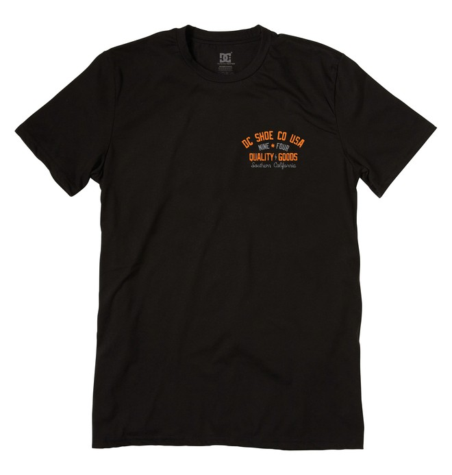 0 Men's Shop Tee  ADYZT01001 DC Shoes