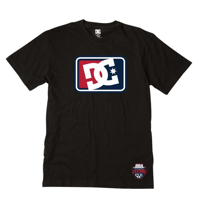 0 Men's Caalstars Tee  ADYZT01221 DC Shoes