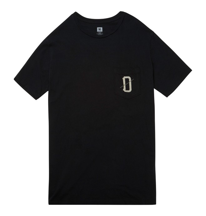 0 Men's C Banner Tee  ADYZT01246 DC Shoes