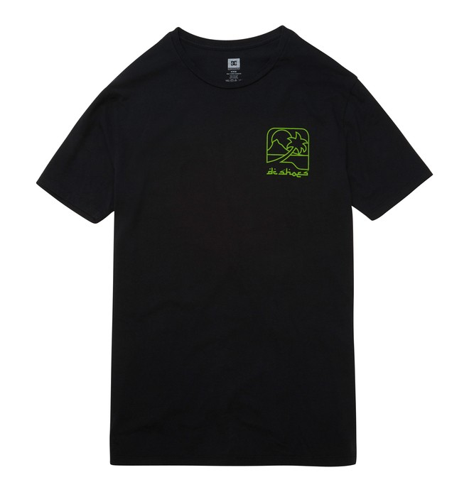 0 Men's Laylow Tee  ADYZT01252 DC Shoes