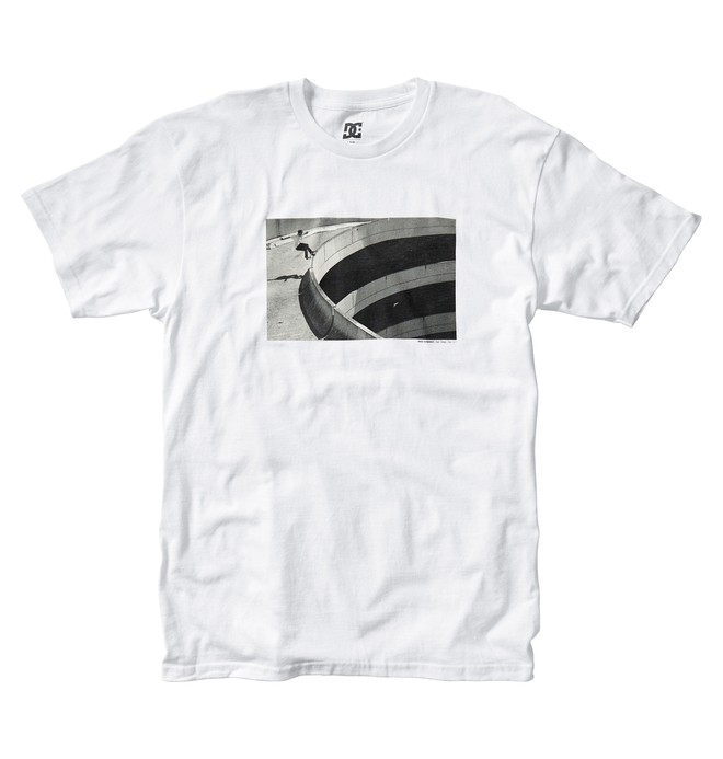 0 Men's Defcon Wes Kremer Tee  ADYZT01784 DC Shoes