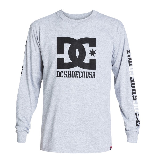0 RD USA LS 2 Tee  ADYZT03054 DC Shoes