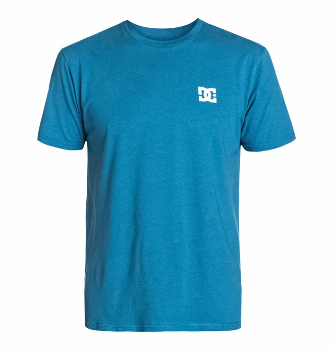 0 Men's Endzone Short Sleeve Screen Tee  ADYZT03236 DC Shoes