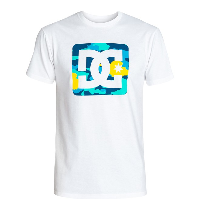0 Men's Leafly Tee  ADYZT03250 DC Shoes