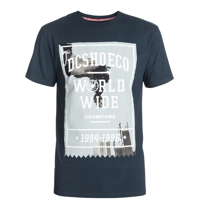 0 Men's Airtime Tee  ADYZT03266 DC Shoes