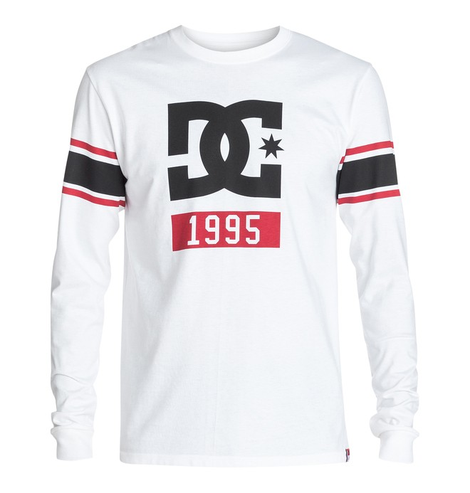 0 Rob Dyrdek Out Fighter Long Sleeve  ADYZT03280 DC Shoes