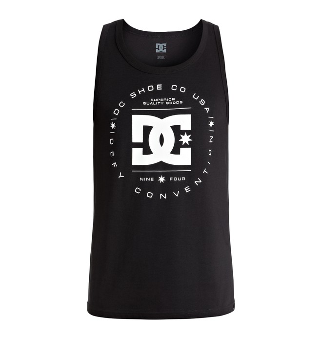 0 Men's Rebuilt Tank Black ADYZT03331 DC Shoes
