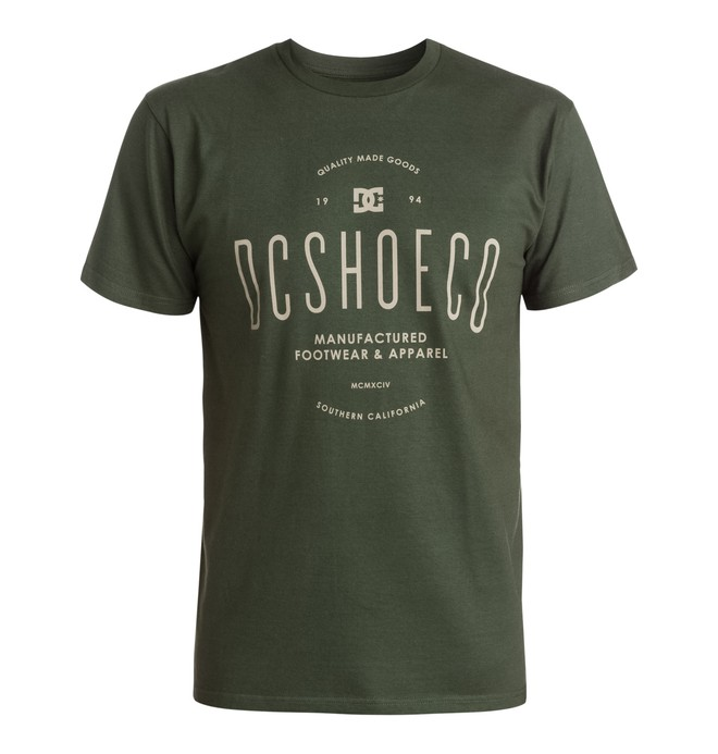 0 Men's Mutism Tee  ADYZT03395 DC Shoes