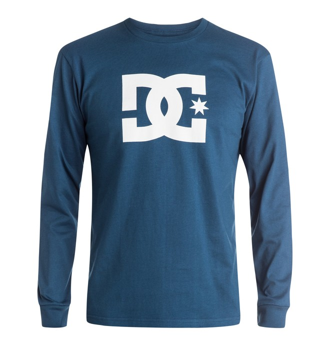 0 Men's Star Long Sleeve Tee  ADYZT03412 DC Shoes