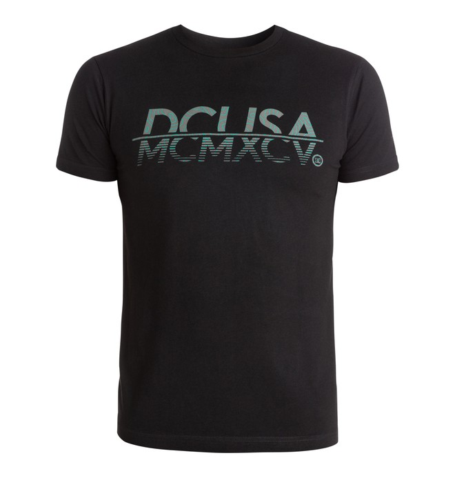 0 RD MCMXCV - T-shirt  ADYZT03455 DC Shoes