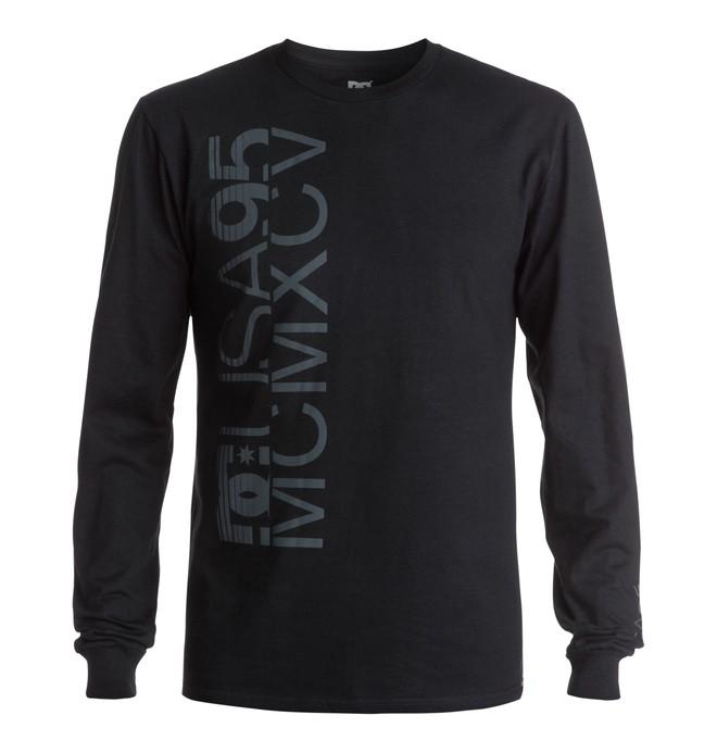 0 RD Sleeveline - Long Sleeve T-shirt  ADYZT03459 DC Shoes