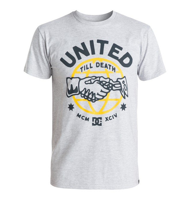 0 Men's United Tee  ADYZT03498 DC Shoes