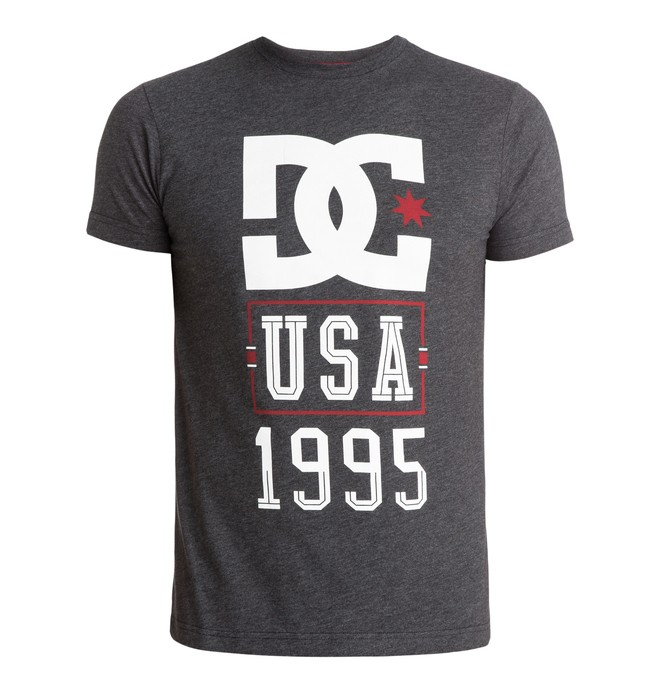 0 Men's RD USA 95 Tee  ADYZT03608 DC Shoes