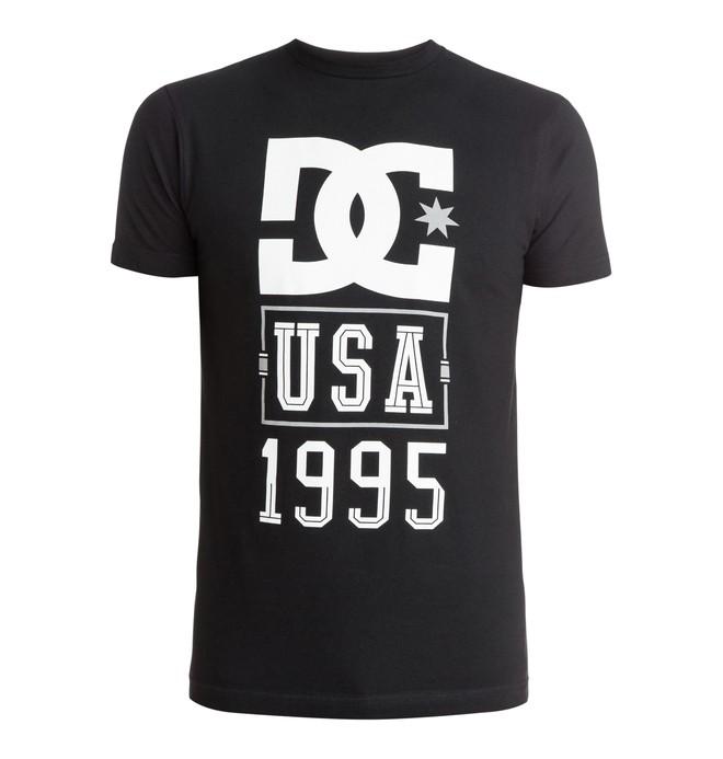 0 RD USA 95 - T-shirt  ADYZT03608 DC Shoes